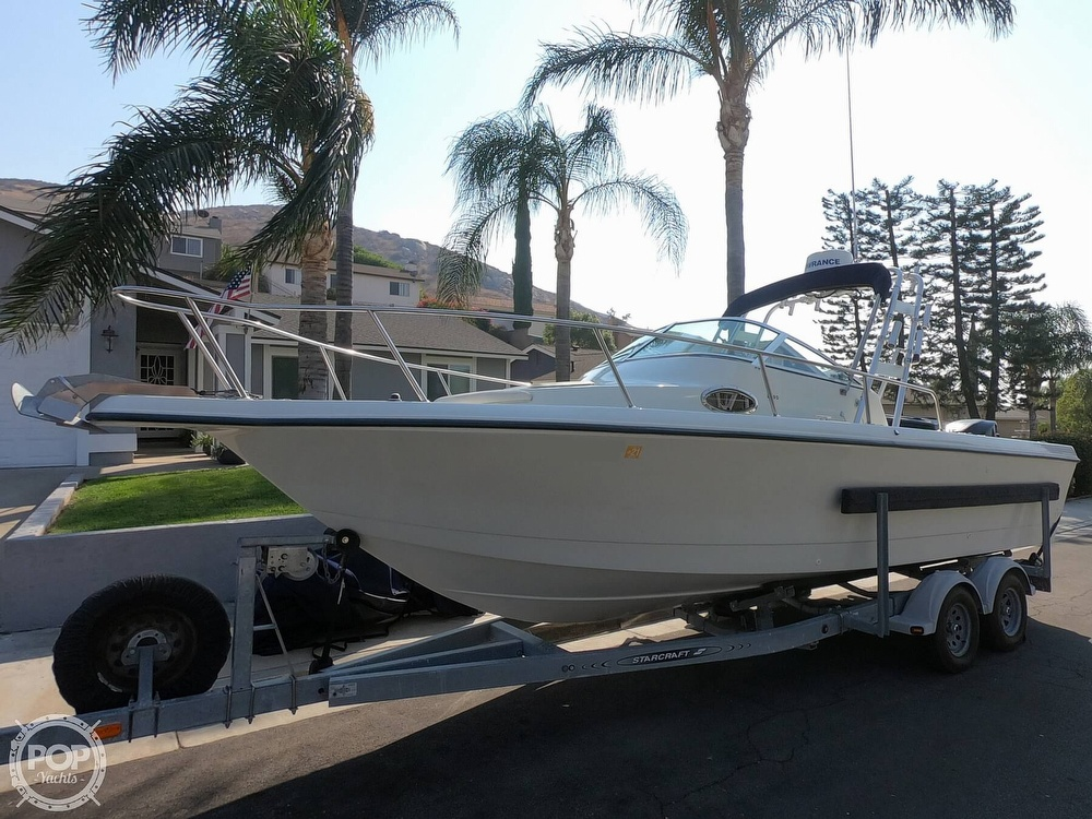 1998 Starcraft boat for sale, model of the boat is 2490 Expedition & Image # 5 of 40