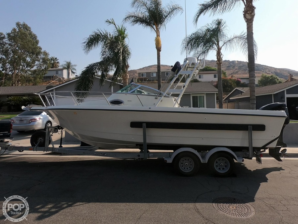 1998 Starcraft boat for sale, model of the boat is 2490 Expedition & Image # 6 of 40