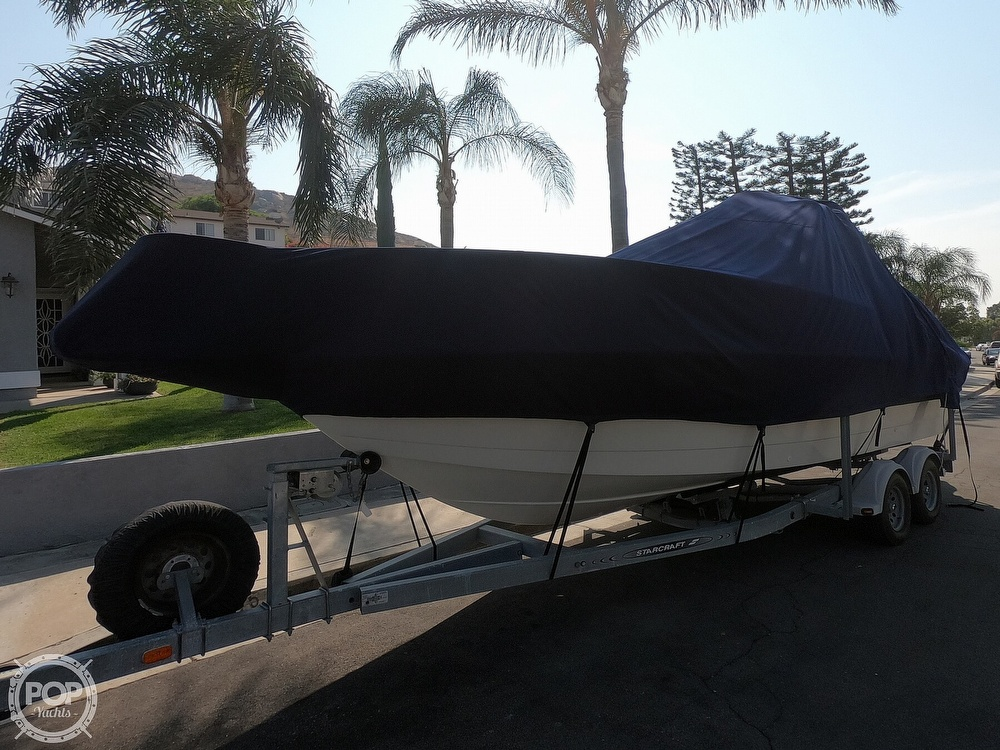1998 Starcraft boat for sale, model of the boat is 2490 Expedition & Image # 22 of 40