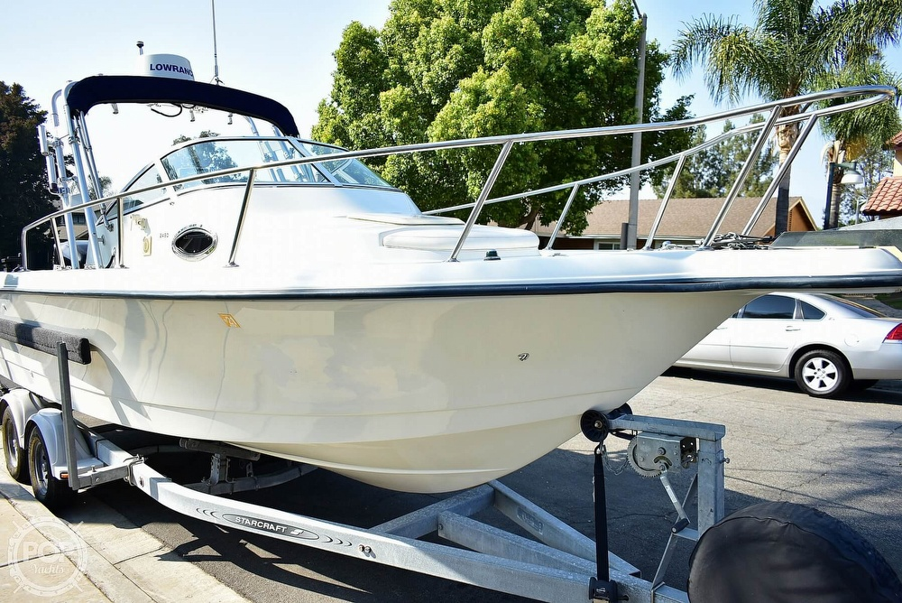 1998 Starcraft boat for sale, model of the boat is 2490 Expedition & Image # 27 of 40