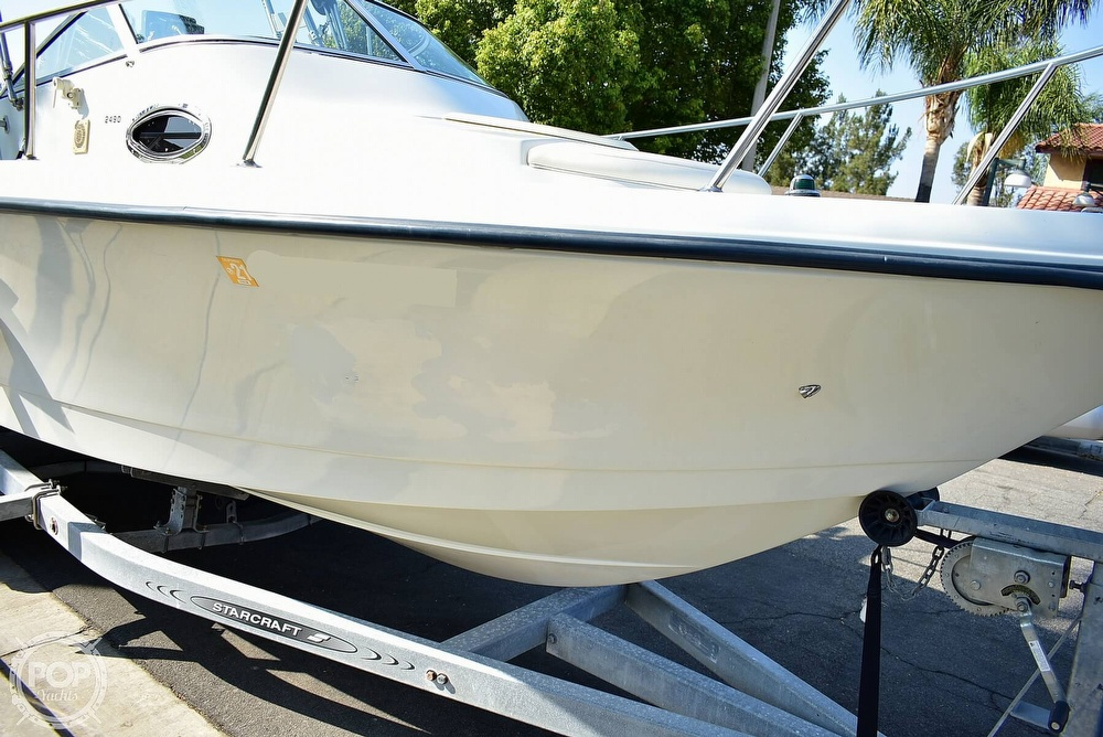 1998 Starcraft boat for sale, model of the boat is 2490 Expedition & Image # 28 of 40