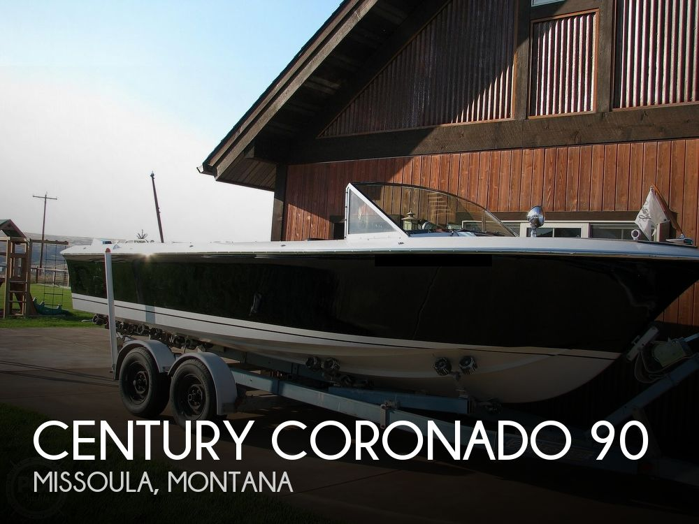 1969 Century boat for sale, model of the boat is Coronado 90 & Image # 1 of 24