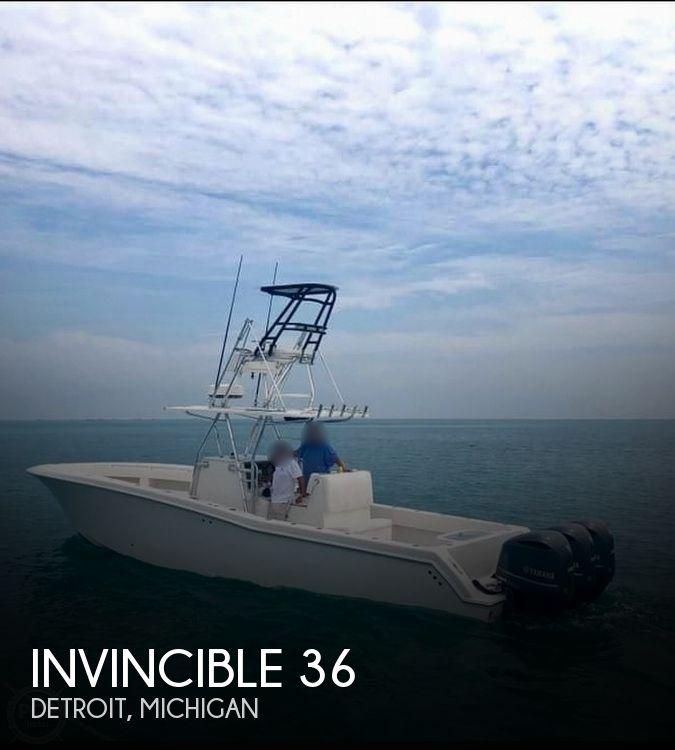Used Boats For Sale by owner | 2012 Invincible Open Fisherman 36