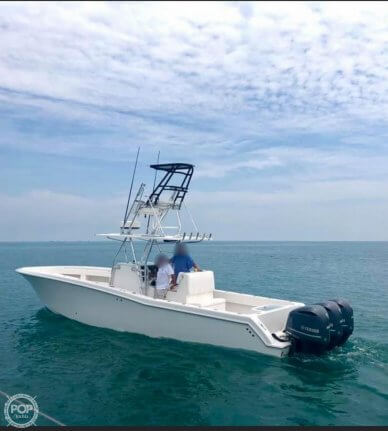 Invincible 36 Open Fisherman, 36, for sale - $295,000