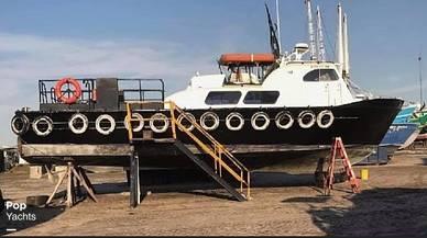Breaux 40' Crew Boat, 40', for sale - $134,000