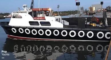 1973 Breaux 40' Crew Boat