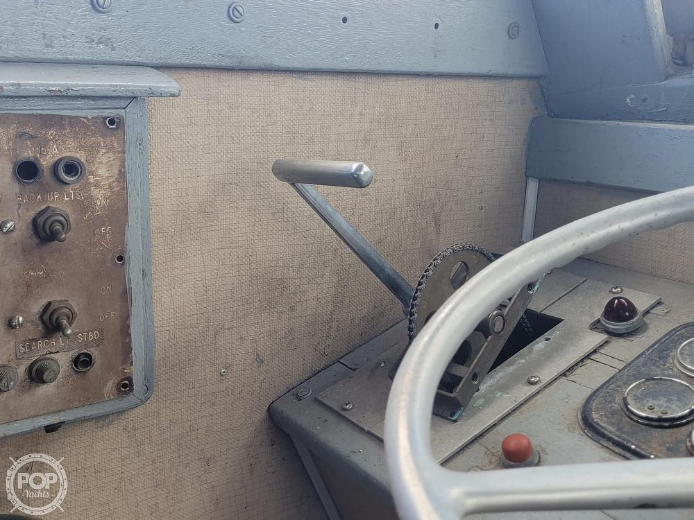 1973 Breaux boat for sale, model of the boat is 40' Crew Boat & Image # 33 of 40