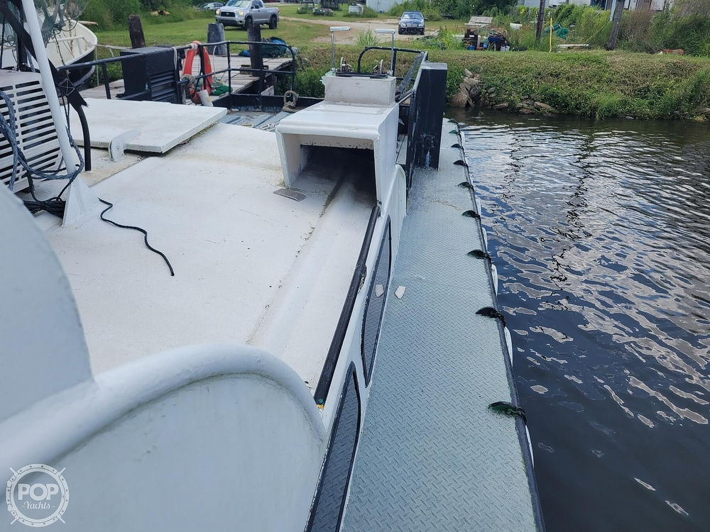 1973 Breaux boat for sale, model of the boat is 40' Crew Boat & Image # 5 of 40