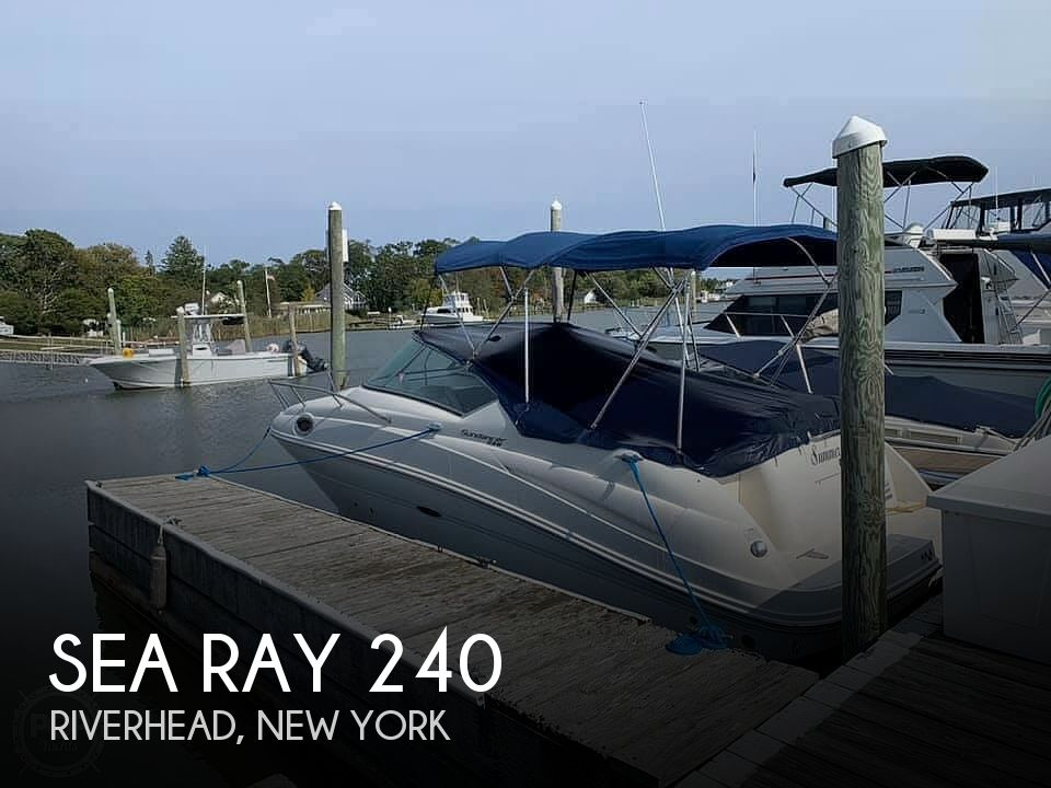 Used Power boats For Sale in Hartford, Connecticut by owner | 2010 Sea Ray 260 Sundancer