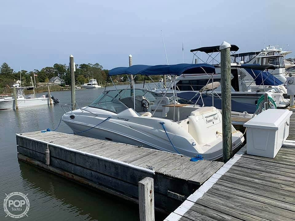2010 Sea Ray boat for sale, model of the boat is 240 Sundancer & Image # 5 of 40