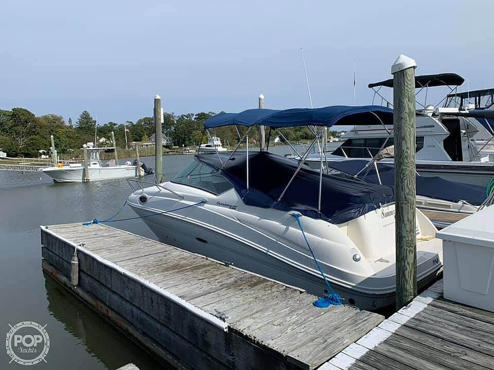 2010 Sea Ray boat for sale, model of the boat is 240 Sundancer & Image # 11 of 40