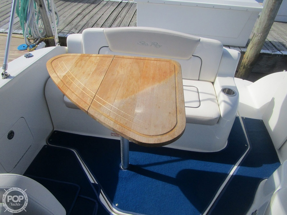 2010 Sea Ray boat for sale, model of the boat is 240 Sundancer & Image # 23 of 40