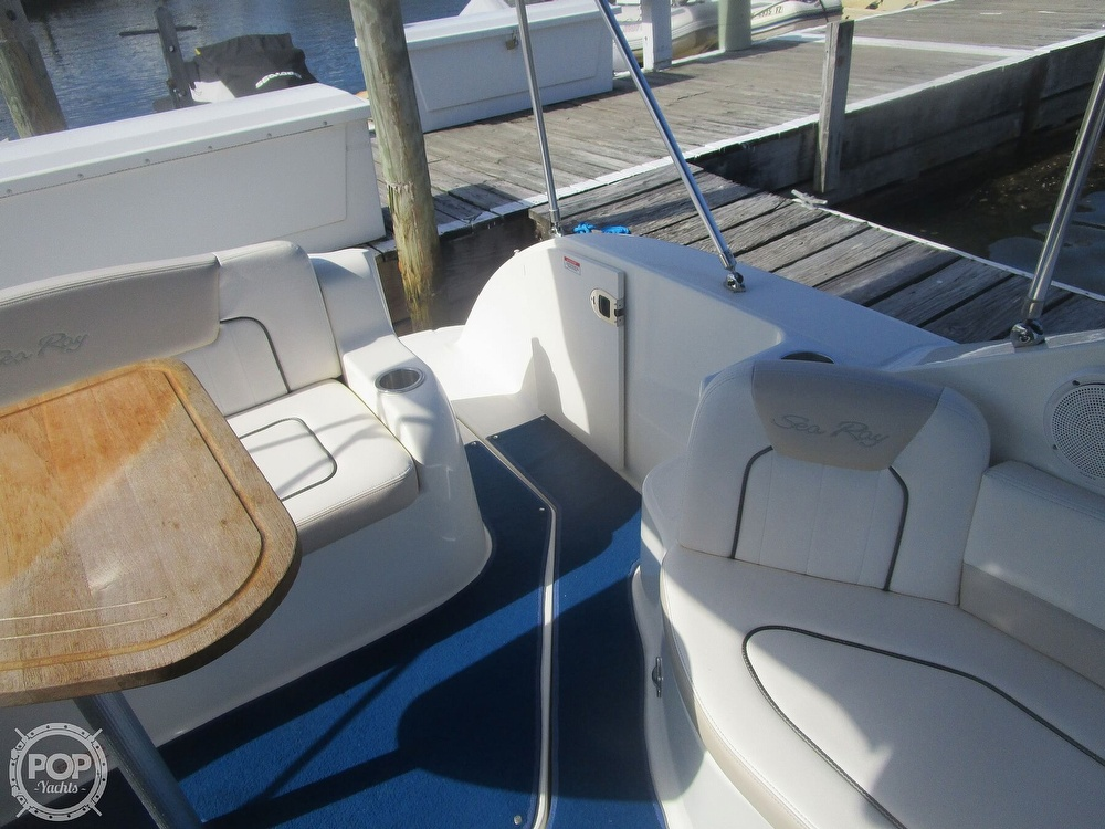 2010 Sea Ray boat for sale, model of the boat is 240 Sundancer & Image # 27 of 40