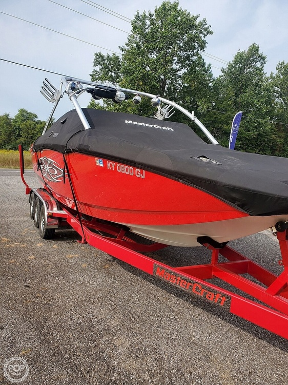 2004 Mastercraft boat for sale, model of the boat is X-80 & Image # 18 of 36