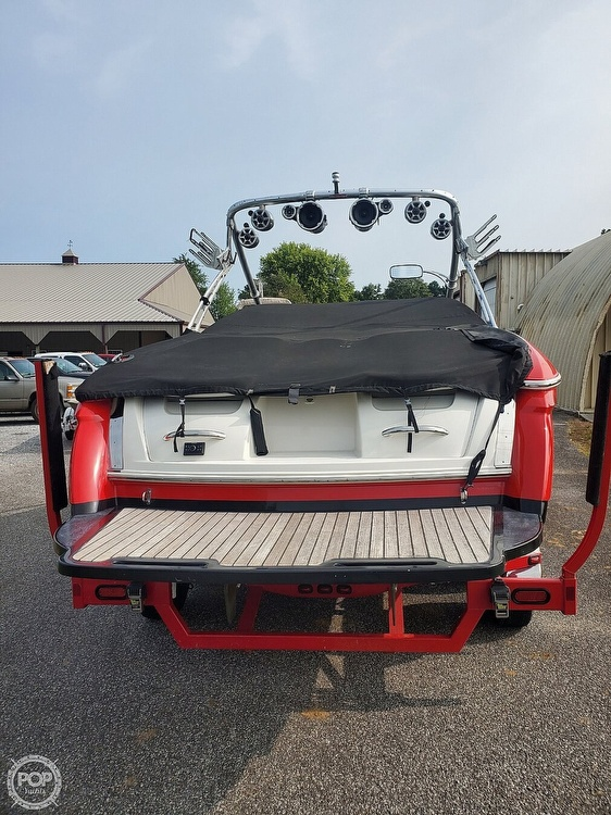 2004 Mastercraft boat for sale, model of the boat is X-80 & Image # 21 of 36