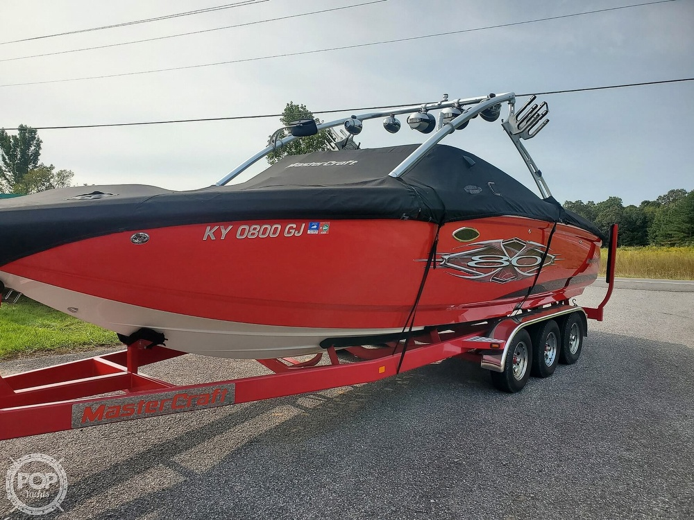 2004 Mastercraft boat for sale, model of the boat is X-80 & Image # 27 of 36