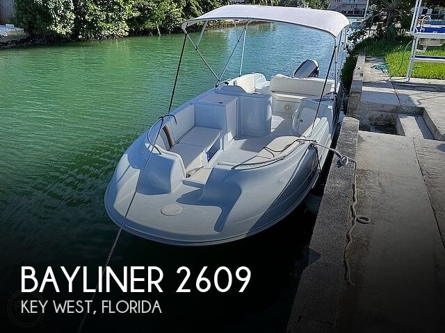 1996 BAYLINER 2609 RENDEZVOUS for sale