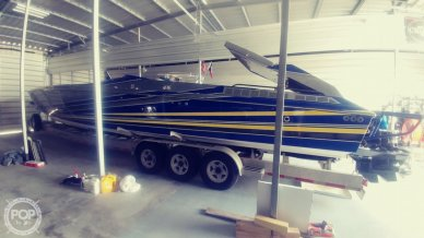 2000 Scarab 43 AVS With Triple Engines