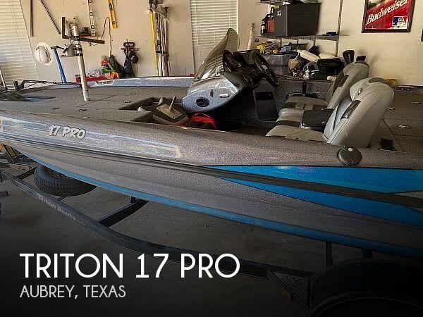 2014 TRITON 17 PRO for sale