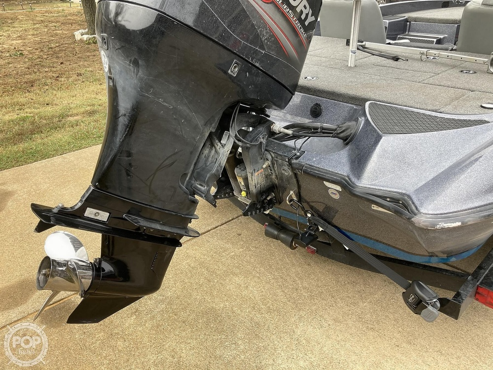 2014 Triton boat for sale, model of the boat is 17 Pro & Image # 24 of 40