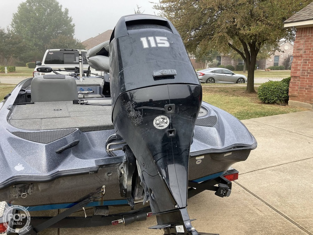 2014 Triton boat for sale, model of the boat is 17 Pro & Image # 28 of 40