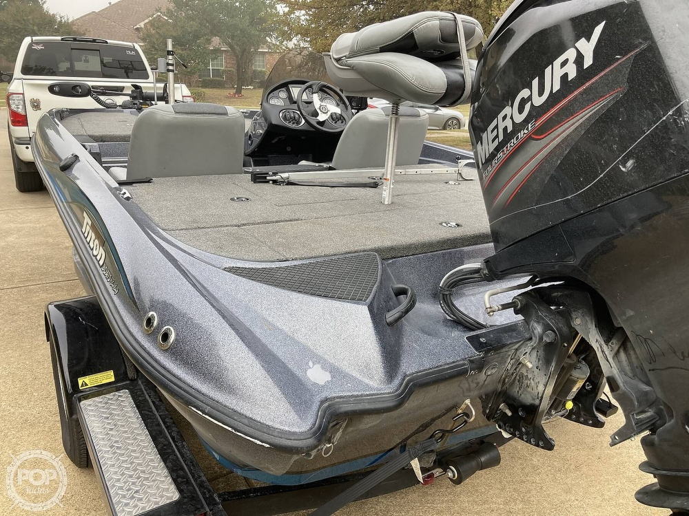 2014 Triton boat for sale, model of the boat is 17 Pro & Image # 31 of 40