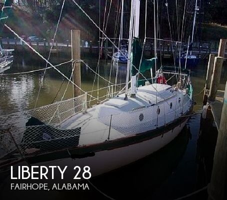 Used Liberty Boats For Sale by owner | 1977 Liberty 28