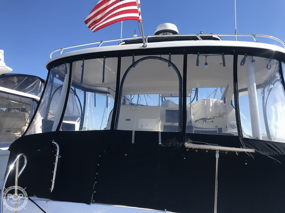 1993 Silverton boat for sale, model of the boat is 41 Aft Cabin & Image # 4 of 40