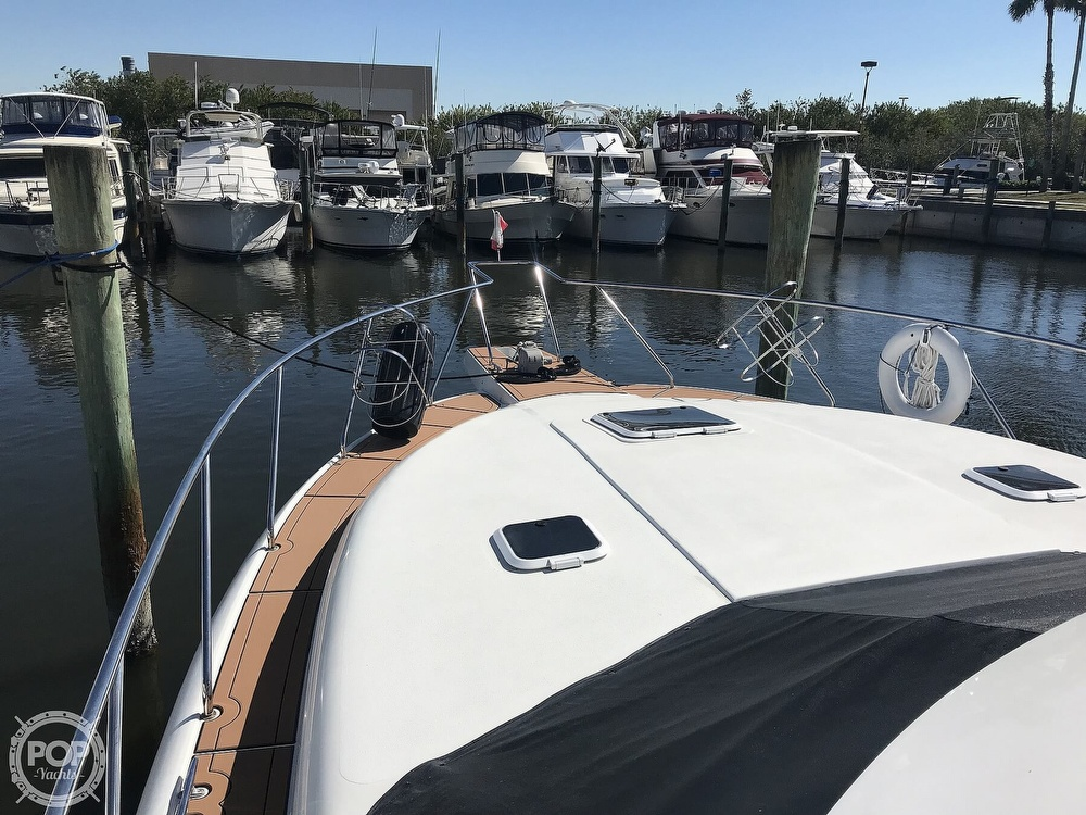 1993 Silverton boat for sale, model of the boat is 41 Aft Cabin & Image # 6 of 40