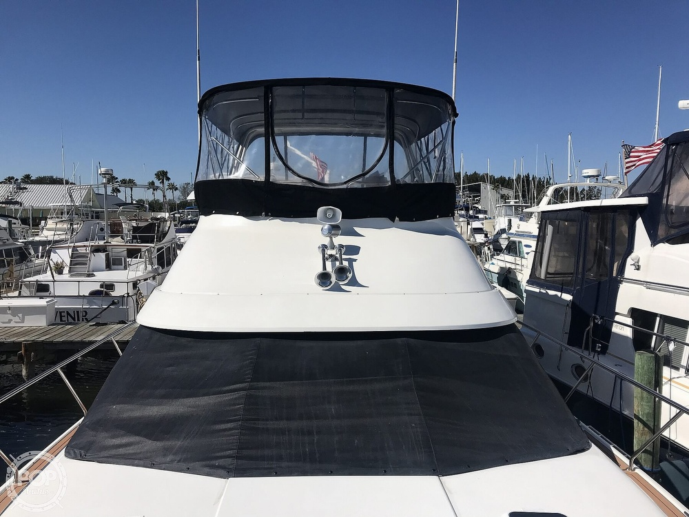 1993 Silverton boat for sale, model of the boat is 41 Aft Cabin & Image # 11 of 40