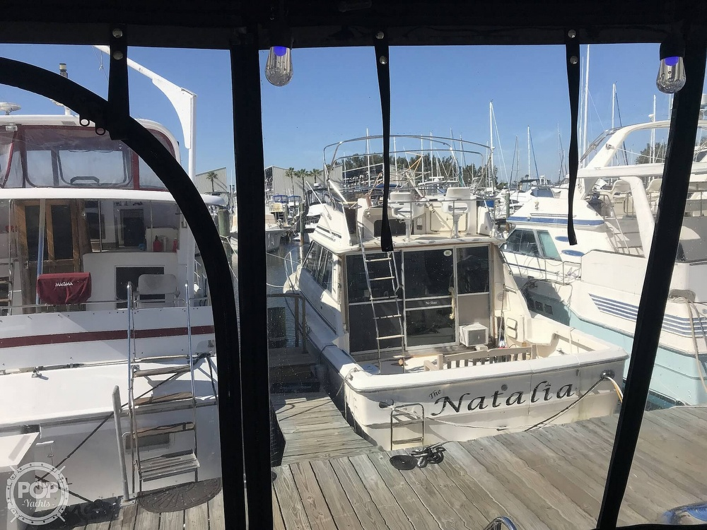 1993 Silverton boat for sale, model of the boat is 41 Aft Cabin & Image # 22 of 40