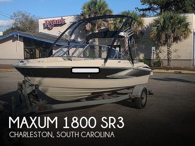 2008 MAXUM 1800 SR3 for sale