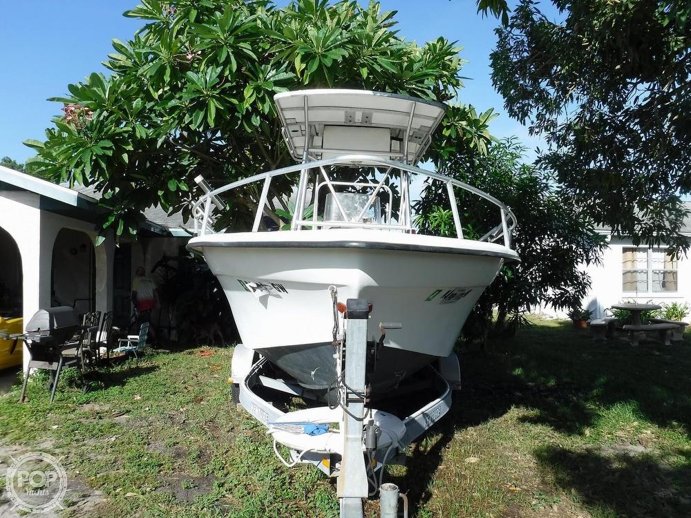 2005 Carolina Skiff boat for sale, model of the boat is 2100 Roll Gunnel & Image # 2 of 40