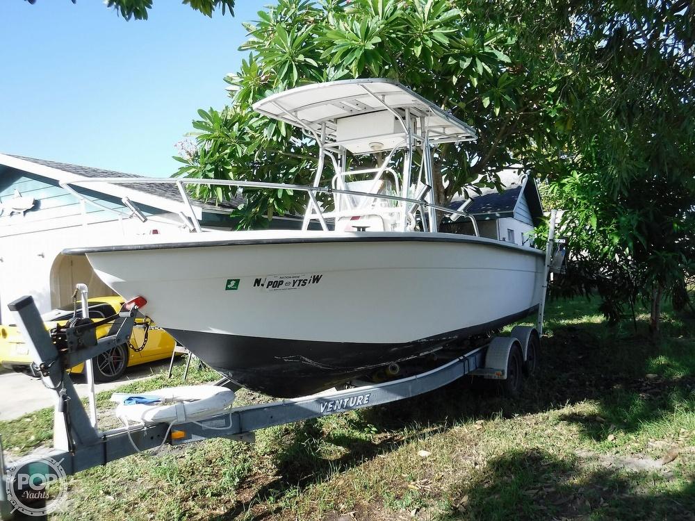 2005 Carolina Skiff boat for sale, model of the boat is 2100 Roll Gunnel & Image # 3 of 40