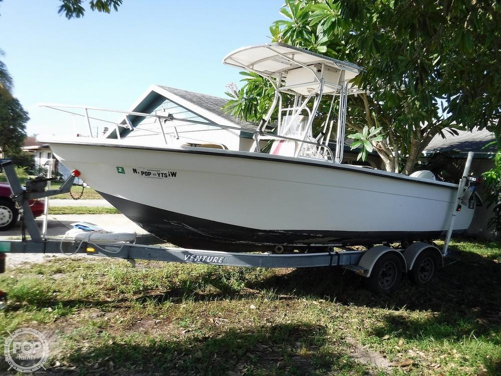 2005 Carolina Skiff boat for sale, model of the boat is 2100 Roll Gunnel & Image # 8 of 40