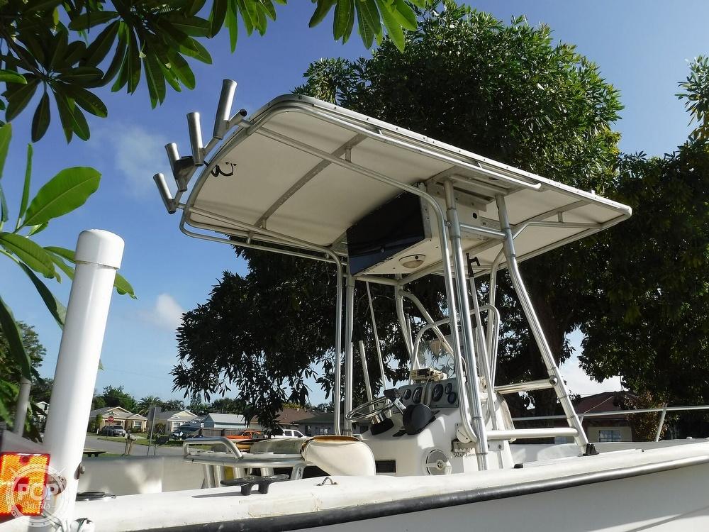 2005 Carolina Skiff boat for sale, model of the boat is 2100 Roll Gunnel & Image # 5 of 40