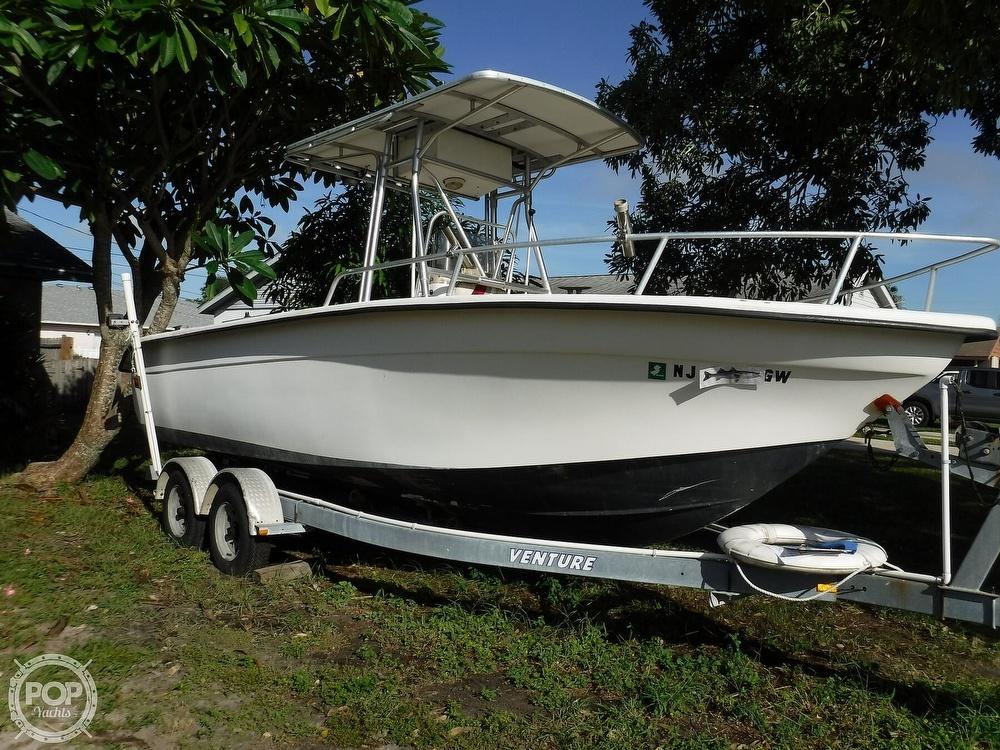 2005 Carolina Skiff boat for sale, model of the boat is 2100 Roll Gunnel & Image # 17 of 40