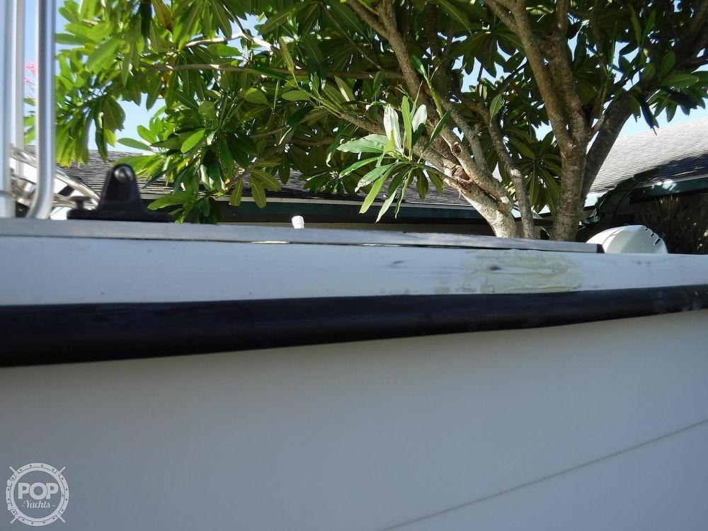 2005 Carolina Skiff boat for sale, model of the boat is 2100 Roll Gunnel & Image # 24 of 40
