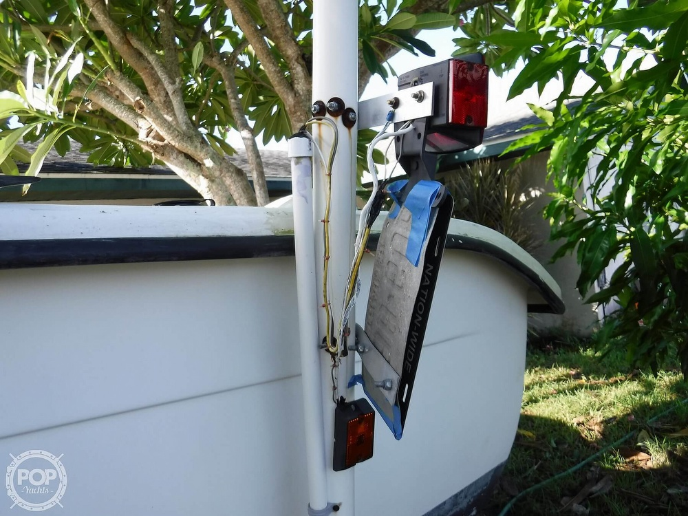 2005 Carolina Skiff boat for sale, model of the boat is 2100 Roll Gunnel & Image # 25 of 40