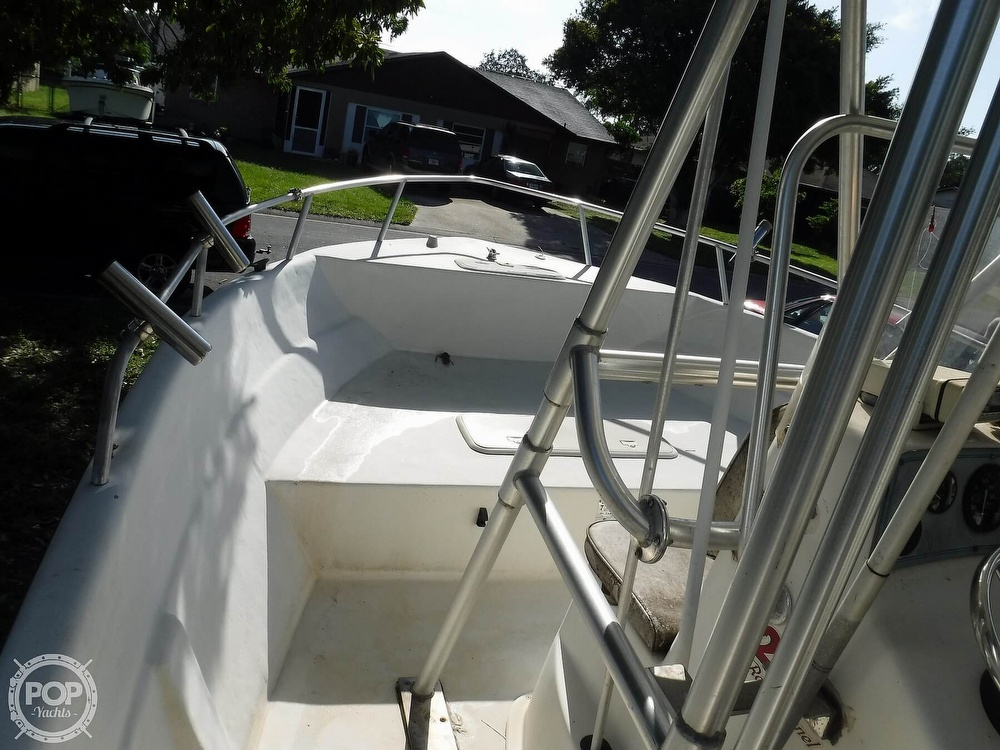2005 Carolina Skiff boat for sale, model of the boat is 2100 Roll Gunnel & Image # 29 of 40
