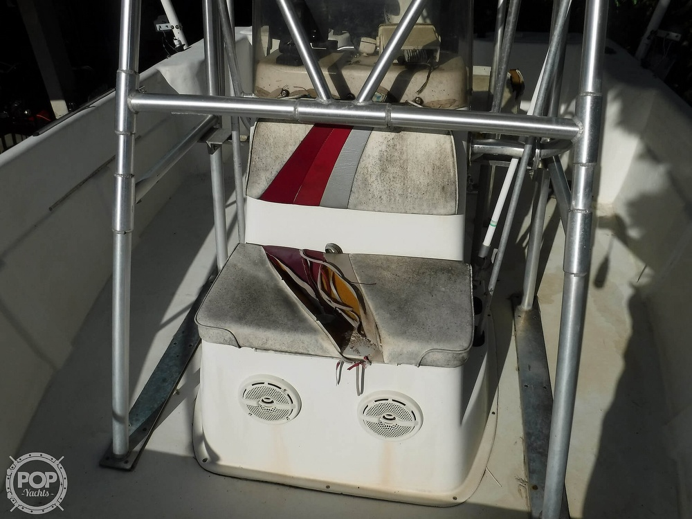 2005 Carolina Skiff boat for sale, model of the boat is 2100 Roll Gunnel & Image # 35 of 40