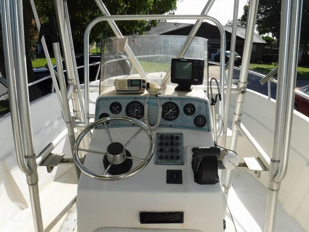 2005 Carolina Skiff boat for sale, model of the boat is 2100 Roll Gunnel & Image # 37 of 40