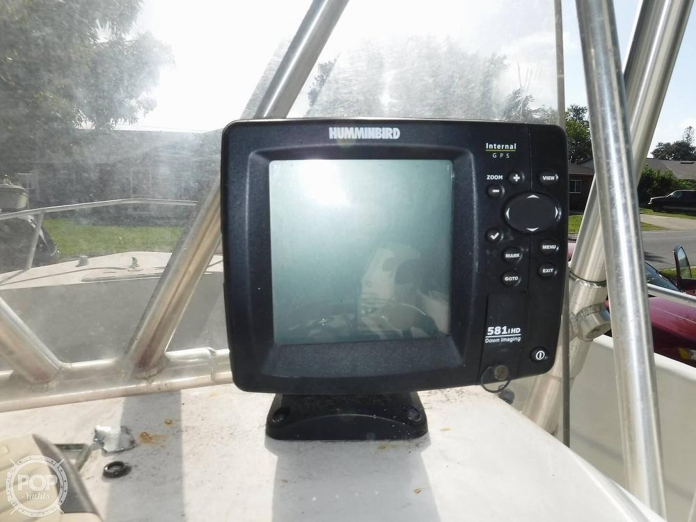 2005 Carolina Skiff boat for sale, model of the boat is 2100 Roll Gunnel & Image # 39 of 40
