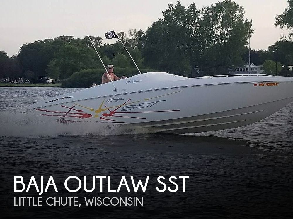 Used Boats For Sale in Green Bay, Wisconsin by owner   2001 29 foot Baja Outlaw SST