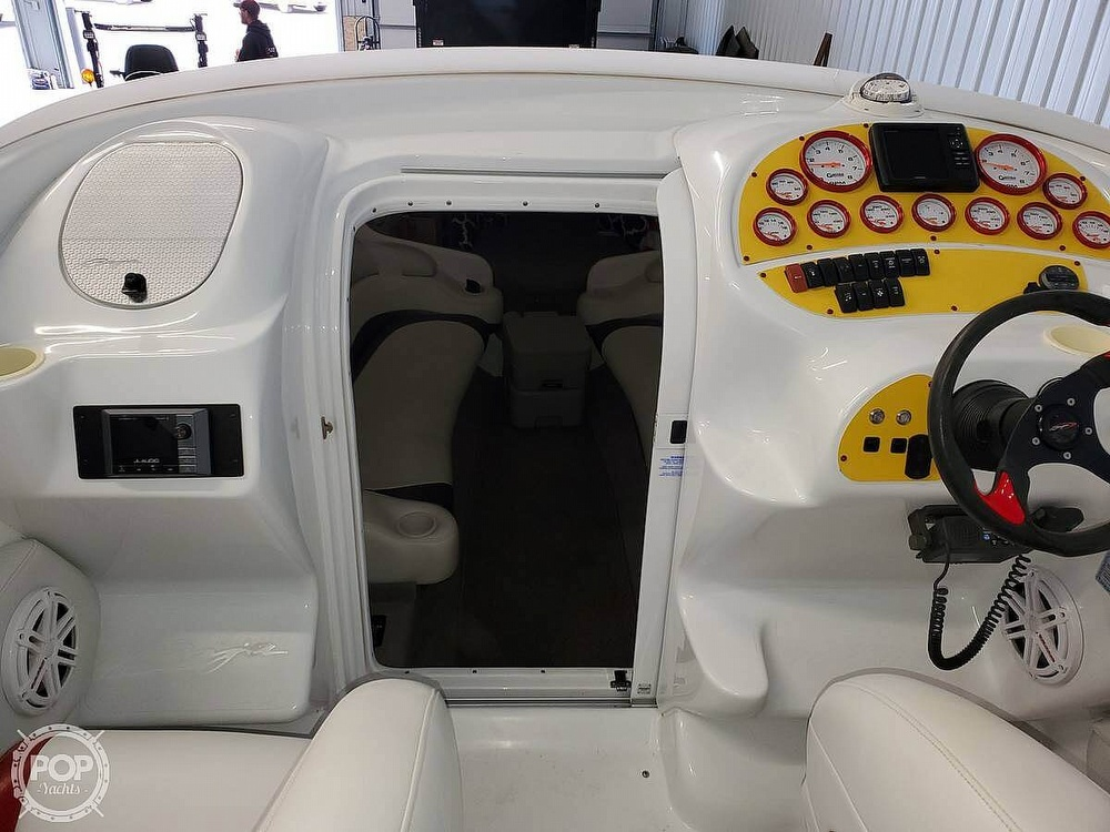 2001 Baja boat for sale, model of the boat is 29 Outlaw SST & Image # 10 of 40
