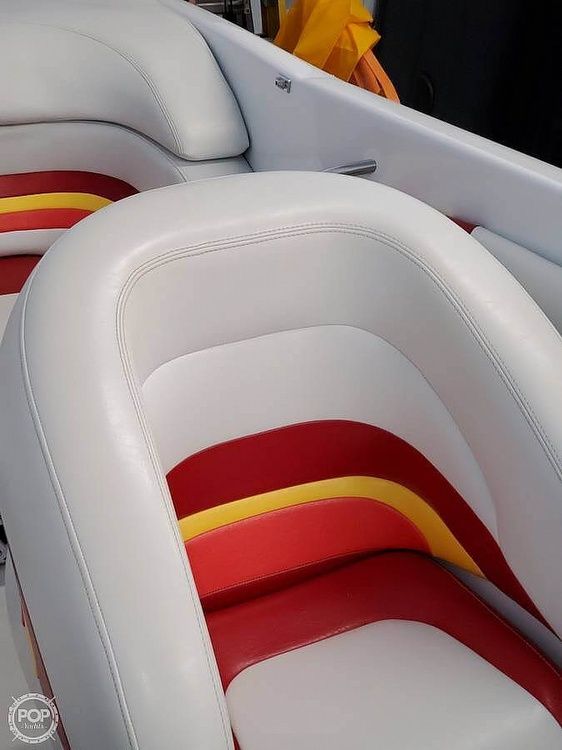 2001 Baja boat for sale, model of the boat is 29 Outlaw SST & Image # 13 of 40