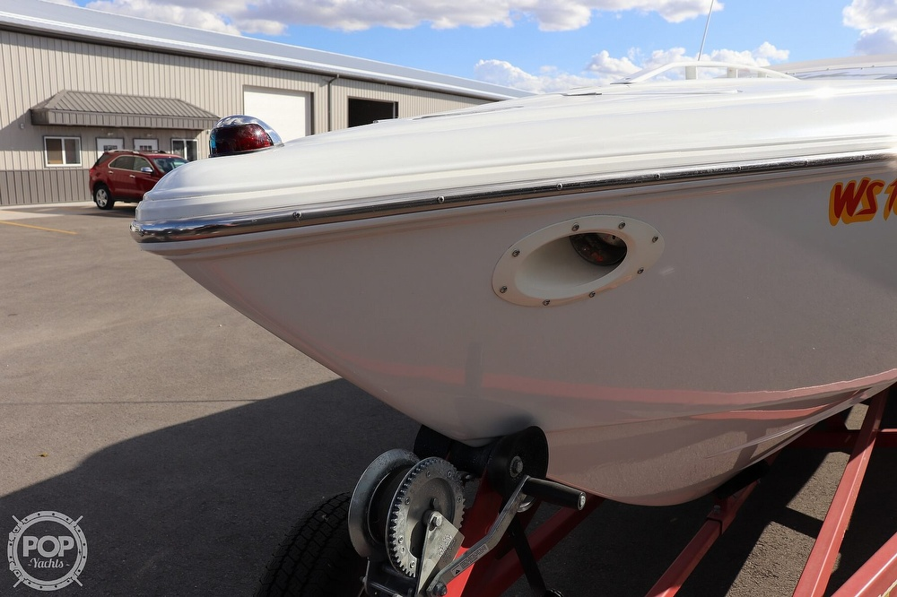 2001 Baja boat for sale, model of the boat is 29 Outlaw SST & Image # 19 of 40