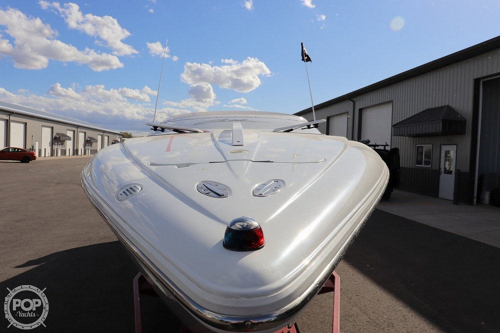 2001 Baja boat for sale, model of the boat is 29 Outlaw SST & Image # 20 of 40