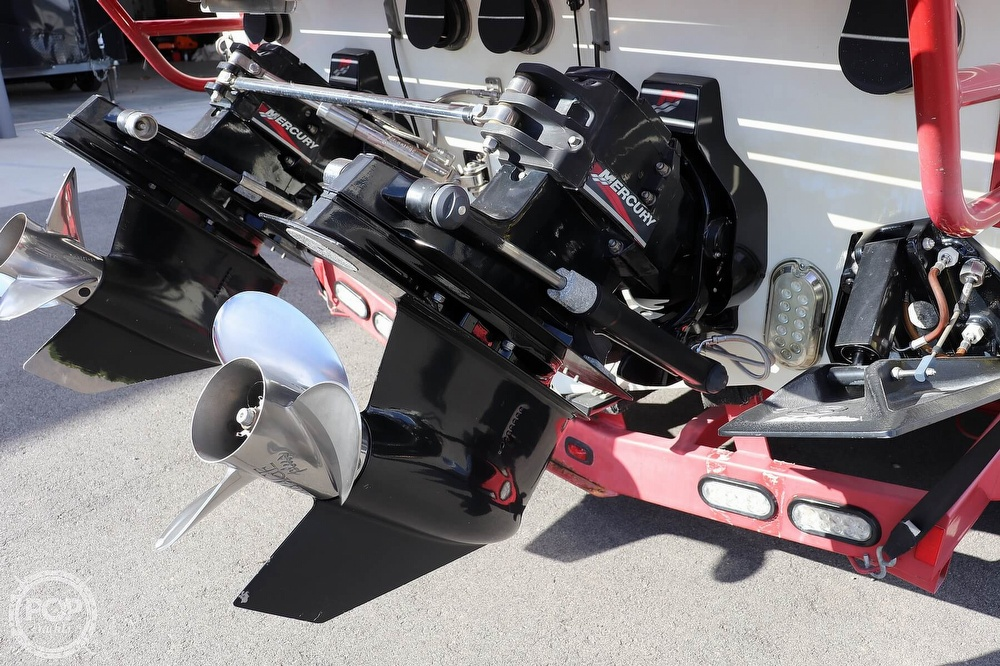 2001 Baja boat for sale, model of the boat is 29 Outlaw SST & Image # 23 of 40