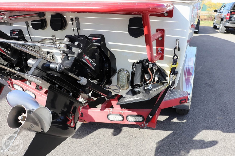 2001 Baja boat for sale, model of the boat is 29 Outlaw SST & Image # 28 of 40